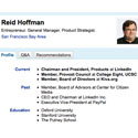 LinkedIn профил
