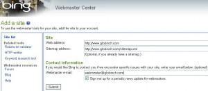 Преработеният Bing Webmaster Tools