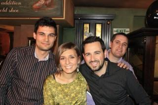 Джералдин, Ранд и аз