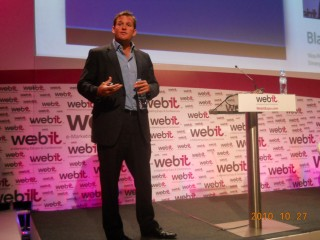 Webit 2010 Blake Chandlee (Facebook)
