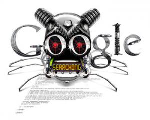 google-bot-searching
