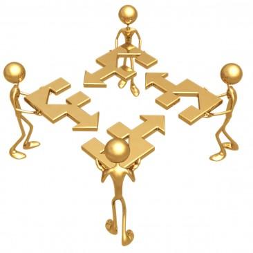 Окуражявайте Сътрудничеството, Участието и Взаимодействието
