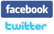 Facebook и Twitter като фактори в търсенето